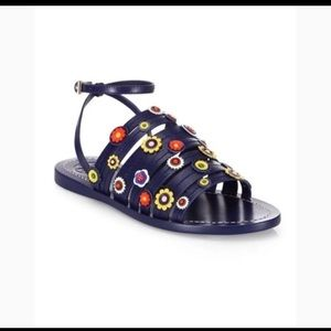 💯 Authentic Tory Burch sandals